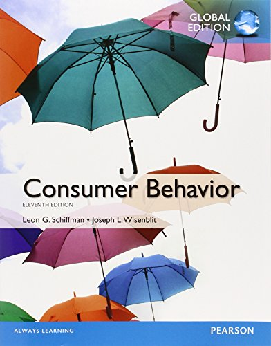 9780273787136: Consumer Behavior, Global Edition