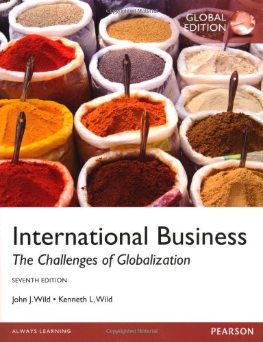 9780273787310: International Business, Plus MyManagementLab with Pearson Etext