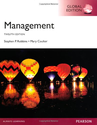 9780273787617: Management, plus MyManagementLab with Pearson eText, Global Edition