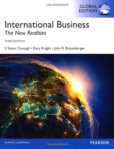 9780273788188: International Business, Plus MyManagementLab with Pearson Etext