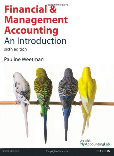 9780273789529: Financial and Management Accounting with MyAccountingLab Access Card: An Introduction