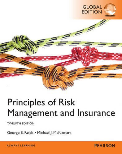 9780273789949: Principles of Risk Management and Insurance