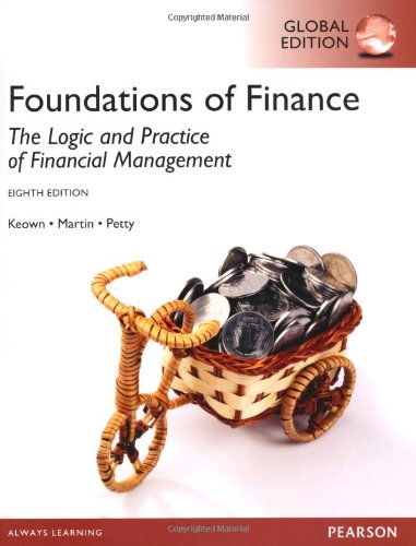 9780273789956: Foundations of Finance, Global Edition