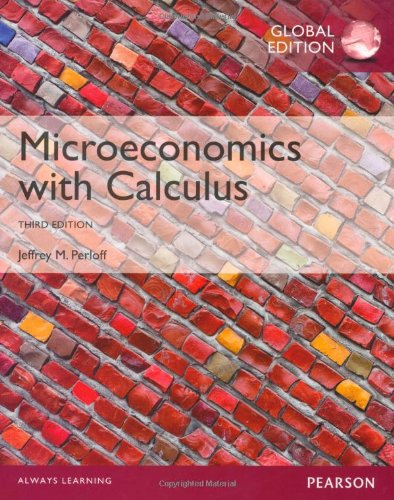 9780273789987: Microeconomics with Calculus, Global Edition