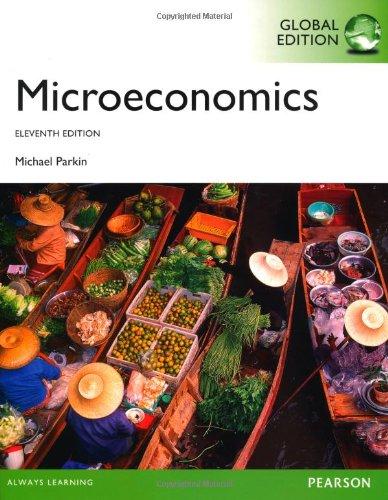 9780273790037: Microeconomics, Global Edition