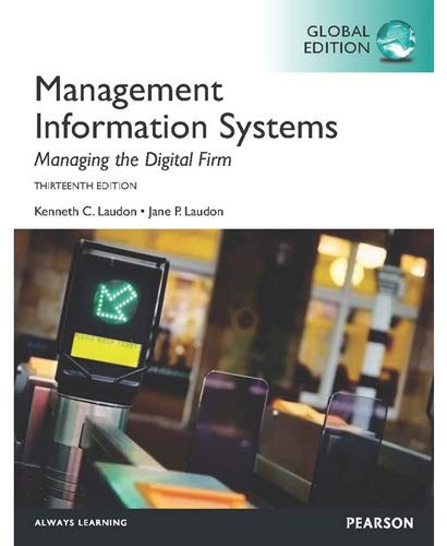 9780273790358: Management Information Systems, Plus MyMISLab with Pearson Etext