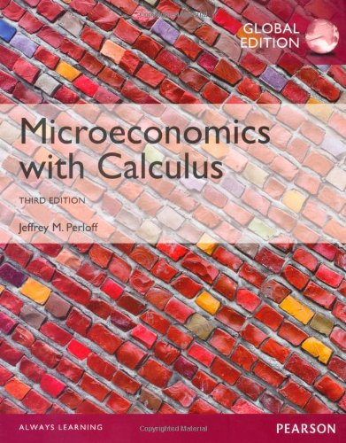 9780273790914: Microeconomics with Calculus, plus MyEconLab with Pearson eText, Global Edition