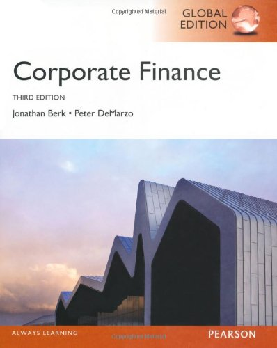 9780273792086: Corporate Finance, Plus MyFinanceLab with Pearson Etext