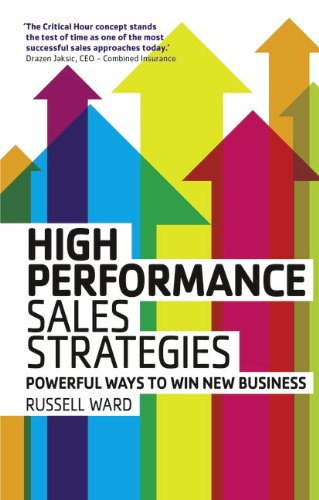 9780273792857: High Peformance Sales Strategies: Powerful Ways to Win New Business