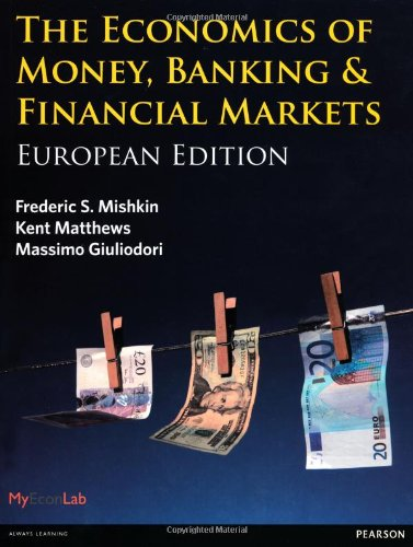 9780273793083: Economics of Money, Banking and Financial Markets with MyEconLab Access Card