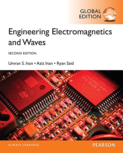 9780273793236: Engineering Electromagnetics and Waves, Global Edition