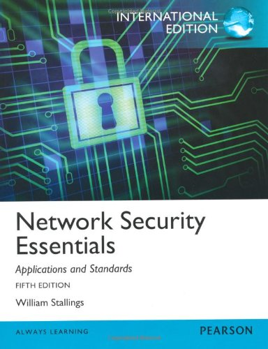 9780273793366: Network Security Essentials: Applications and Standards