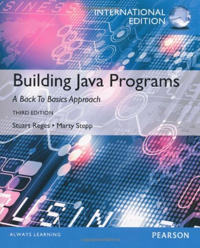 9780273794189: Building Java Programs Plus MyProgrammingLab with Pearson Etext