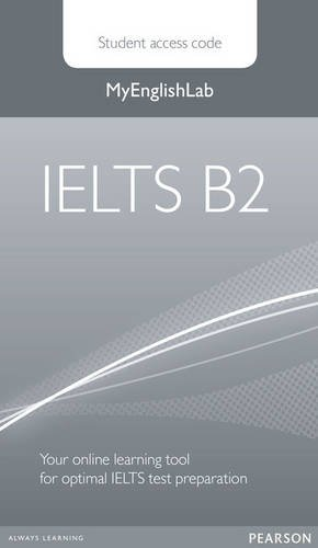 9780273794295: IELTS Global Level B2 MyEnglishLab & Student PIN Code