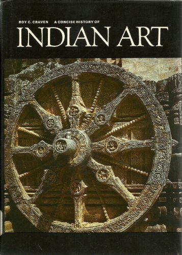 9780275229504: Concise History of Indian Art