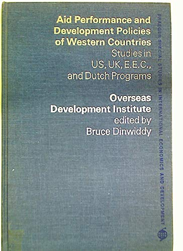 Aid Performance ad Development Policies of Western Countries: Dinwiddy, B (ed.)