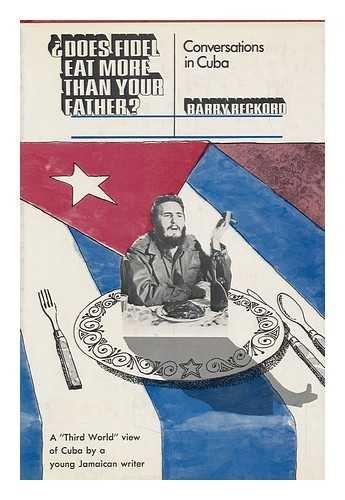 9780275323004: Does Fidel Eat More Than Your Father? Conversations in Cuba.