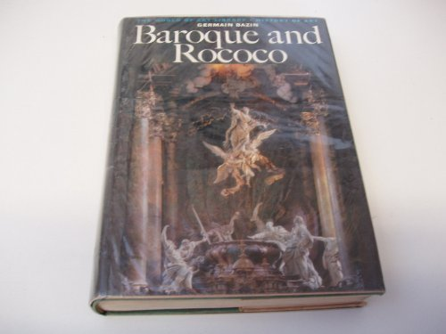 9780275415501: Baroque And Rococo