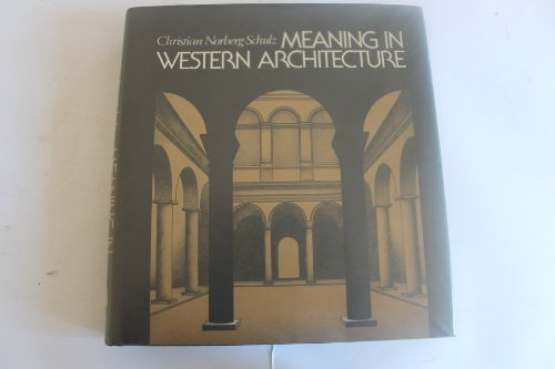 9780275496807: Meaning in Western Architecture