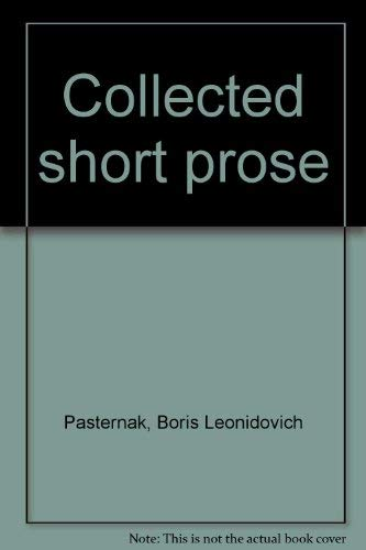 9780275503901: Collected short prose