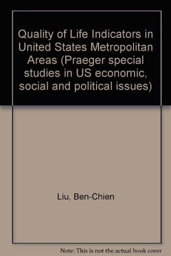 Quality of Life Indicators in United States: Liu, Ben-Chien