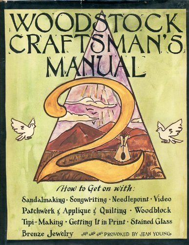 Woodstock Craftsman's Manual 2