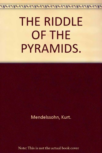9780275642303: Riddle of the Pyramids