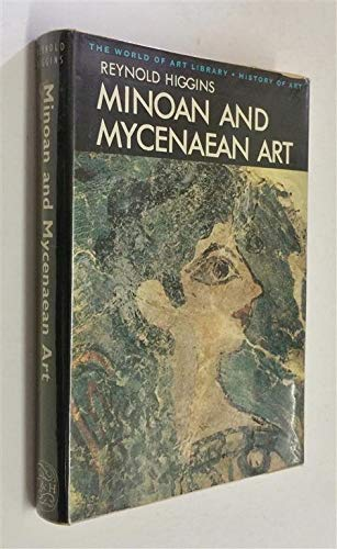 9780275707200: Minoan and Mycenaean Art