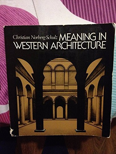 9780275782306: Meaning in Western Architecture