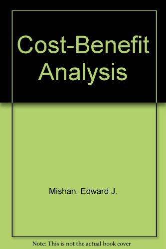 9780275856908: Cost-Benefit Analysis