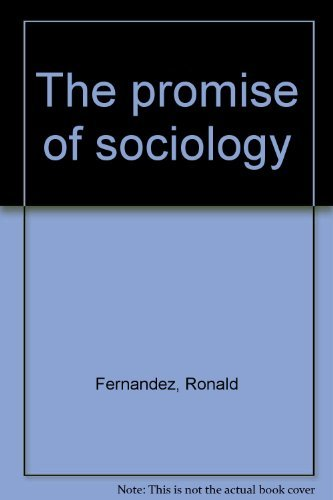 9780275890209: The promise of sociology