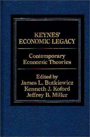 9780275900380: Keynes Economic Legacy