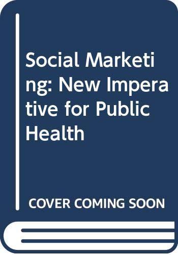 9780275901431: Social Marketing