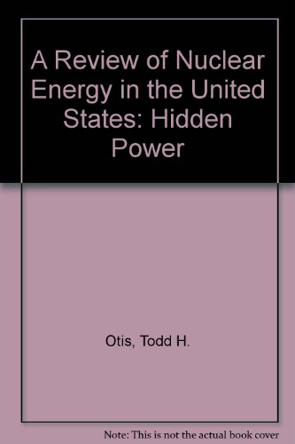 9780275906979: A Review of Nuclear Energy in the U.S.