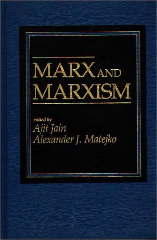 9780275911959: Marx and Marxism