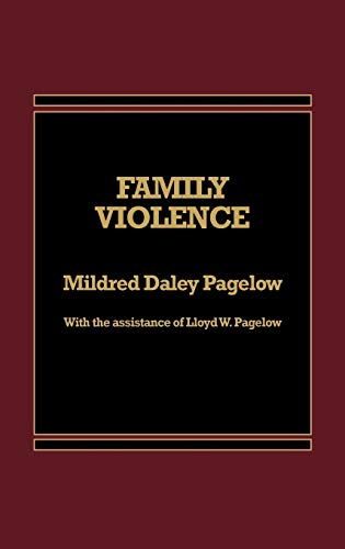 9780275912390: Family Violence