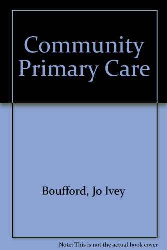 9780275913076: Community Oriented Primary Care: Training for Urban Practice