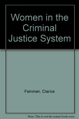 9780275914622: Women in the Criminal Justice System