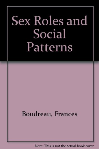 9780275914646: Sex Roles and Social Patterns