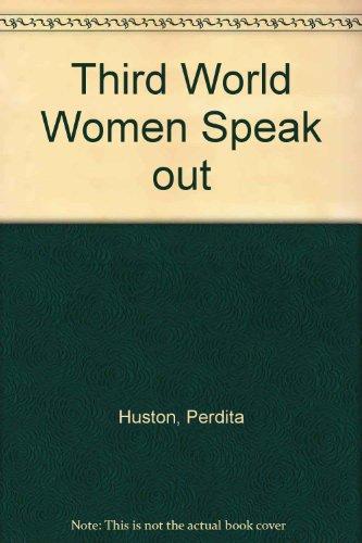 9780275914783: Third World Women Speak Out