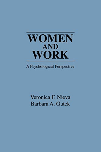 9780275915476: Women and Work: A Psychological Perspective