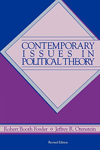 9780275916428: Contemporary Issues in Political Theory