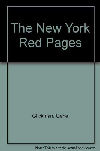 9780275917876: The New York Red Pages