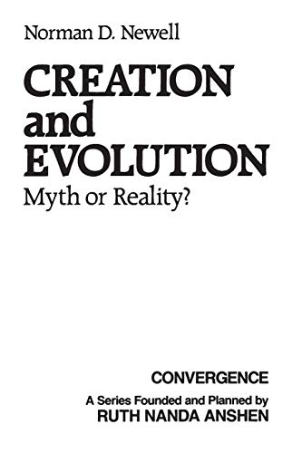 9780275917920: Creation and Evolution: Myth or Reality?