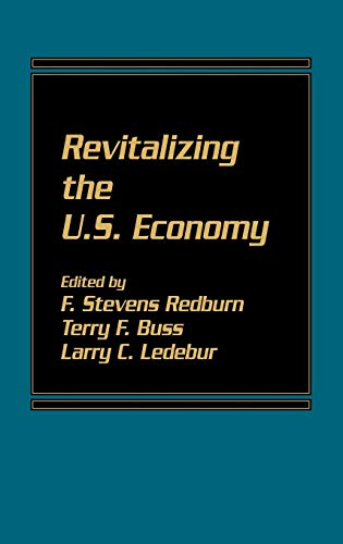 Revitalizing the U.S. Economy