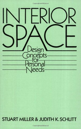 9780275928247: Interior Space: Design Concepts For Personal Needs