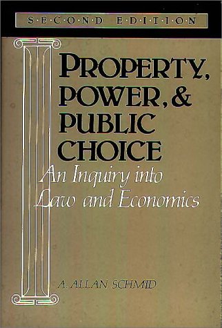 9780275928285: Property, Power, and Public Choice