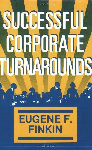 9780275931087: Successful Corporate Turnarounds
