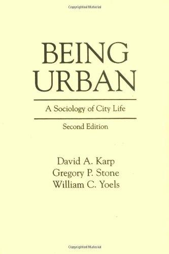 Being Urban: Karp, David A.;