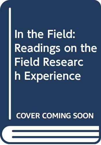 9780275933173: In the Field